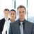 zakenman · leidend · groep · geslaagd · zakenman · collega's - stockfoto © wavebreak_media