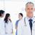 érett · orvos · áll · egészség · háttér · gyógyszer - stock fotó © wavebreak_media