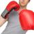 athletic man wearing red boxing gloves stock photo © wavebreak_media