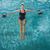 泡 · ダンベル · スイミングプール · 肖像 · フィット - ストックフォト © wavebreak_media