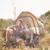 apa · fia · vmi · mellett · sátor · vidék · napos · idő · férfi - stock fotó © wavebreak_media