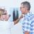 врач · прослушивании · мужчины · груди · мужчин · команда - Сток-фото © wavebreak_media
