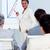 charismatische · zakenvrouw · presentatie · vergadering · werk · zakenman - stockfoto © wavebreak_media