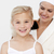 güzel · anne · saç · banyo · kadın · gülümseme - stok fotoğraf © wavebreak_media
