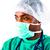sebész · idős · kórház · arc · orvos · munka - stock fotó © wavebreak_media
