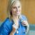 női · orvos · szív · egészségügy · orvosi · egészség - stock fotó © wavebreak_media