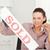 kobieta · interesu · klucze · sprzedany · podpisania · działalności - zdjęcia stock © wavebreak_media