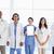 medizinischen · Menschen · neue · halten · Blatt - stock foto © wavebreak_media