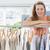vrouwelijke · mode · ontwerper · rack · kleding · store - stockfoto © wavebreak_media