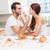 champagne · framboos · geïsoleerd · witte · partij · liefde - stockfoto © wavebreak_media
