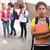 école · triste · solitaire · enfant · enfants - photo stock © wavebreak_media
