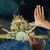 kicsi · testvérek · néz · hal · tank · akvárium - stock fotó © wavebreak_media