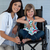 cute girl sitting on a wheelchair with a female doctor stock photo © wavebreak_media
