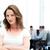 женщину · Постоянный · заседание · команда · рабочих · бизнеса - Сток-фото © wavebreak_media