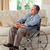 senior man in his wheelchair stock photo © wavebreak_media