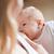 klein · baby · liefde · melk · drinken · veiligheid - stockfoto © wavebreak_media
