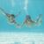 Cute · пару · подводного · Бассейн · трубка · Starfish - Сток-фото © wavebreak_media