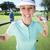 женщины · гольфист · гольф · зеленый · женщину · гольф - Сток-фото © wavebreak_media