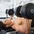 musculaire · homme · gymnase · torse · nu - photo stock © wavebreak_media