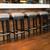 close up of several bar stool stock photo © wavebreak_media