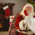 Дед · Мороз · Дать · список · выделите · домой · гостиной - Сток-фото © wavebreak_media