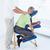hombre · atrás · masaje · médicos · salud - foto stock © wavebreak_media