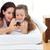atraente · mãe · filha · mulher · amor - foto stock © wavebreak_media