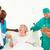 portré · különböző · orvos · megvizsgál · beteg · orvosok - stock fotó © wavebreak_media