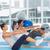 homme · étage · sport · formation · pouvoir - photo stock © wavebreak_media