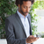 бизнесмен · зрелый · изолированный · белый - Сток-фото © wavebreak_media