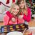 aile · portre · Noel · mutlu · aile · portre · bakıyor - stok fotoğraf © wavebreak_media