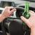 man drinking beer while driving stock photo © wavebreak_media