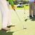jogador · de · golfe · campo · de · golfe · nuvens · esportes · verde - foto stock © wavebreak_media