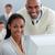 etnicznych · biznesmen · pomoc · kolega · komputera · biuro - zdjęcia stock © wavebreak_media