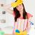gyönyörű · nő · takarítás · vágódeszka · konyha · arc - stock fotó © wavebreak_media