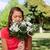 Haufen · Blumen · stehen · hellen · Frühling - stock foto © wavebreak_media
