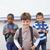 Одноклассники · улыбаясь · камеры · классе · школы - Сток-фото © wavebreak_media