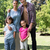 счастливая · семья · газона · парка · фото · семьи · девушки - Сток-фото © wavebreak_media