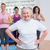 senior woman with hands on hip standing in gym stock photo © wavebreak_media