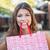 ライフスタイル · 肖像 · 小さな · スタイリッシュ · 女性 · 市 - ストックフォト © wavebreak_media