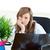 счастливым · женщины · врач · служба - Сток-фото © wavebreak_media