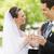 カップル · 結婚式 · ケーキ · 表 - ストックフォト © wavebreak_media