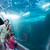 счастливая · семья · глядя · рыбы · цистерна · аквариум · любви - Сток-фото © wavebreak_media
