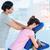 woman having shoulders massage stock photo © wavebreak_media