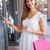 femme · sac · regarder · vêtements · fille - photo stock © wavebreak_media