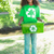 feliz · ambiental · parque · mulher · mundo - foto stock © wavebreak_media