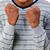 genç · eller · adam · arka · plan · işadamı · erkekler - stok fotoğraf © wavebreak_media