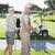 улыбаясь · зрелый · человек · гольф · клуба - Сток-фото © wavebreak_media
