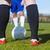 football players facing off on pitch stock photo © wavebreak_media