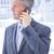anxious businessman on the phone stock photo © wavebreak_media